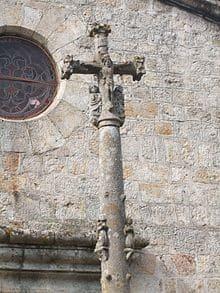 Croix du XVIème siècle